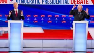 Sanders gibt auf – und kämpft weiter