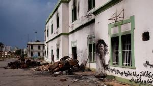 Auswärtiges Amt  eröffnet Büro in Benghasi