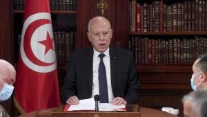 Tunesiens Präsident ruft Ausgangssperre aus