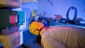 Partikeltherapie-Anlage kurz vor Inbetriebnahme