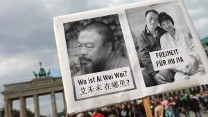 Bürgerrechtler Hu Jia freigelassen