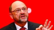 EU-Parlament rügt Martin Schulz