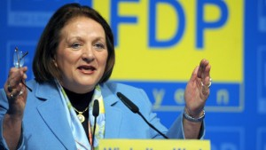 Unions-Politiker attackieren Justizministerin