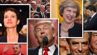 Die politischen Gewinner und Verlierer des Jahres