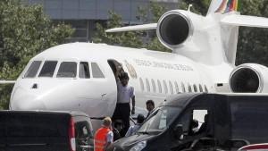 Boliviens Präsident Morales darf nach Hause fliegen