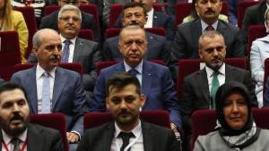Erdoğan denkt laut über türkische Atombombe nach