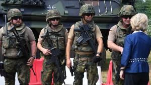 Zehn Millionen Deutsche sind nun Veteranen