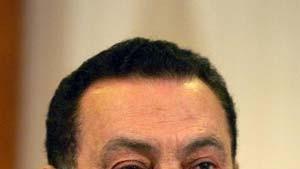 Ein Schlag gegen Mubarak