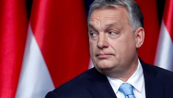 Orbán: Europas Konservative müssen mit Rechtspopulisten kooperieren