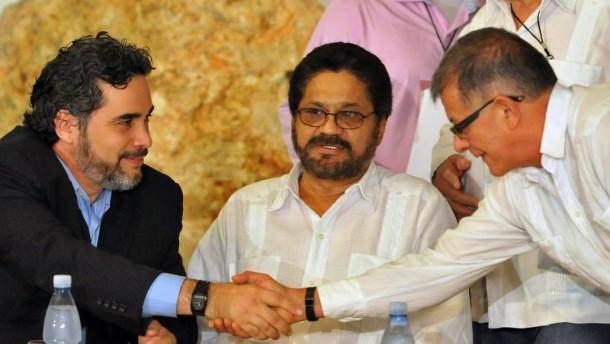 Große Fortschritte bei Gesprächen zwischen Regierung und Rebellen