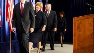 Geithner und Summers sollen Teufelskreis durchbrechen