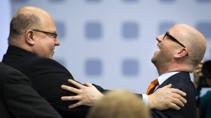 Tauber ist neuer CDU-Generalsekretär