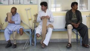 Zahl ziviler Opfer in Afghanistan gestiegen