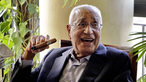 Nasser-Vertrauter Mohammed Heikal gestorben
