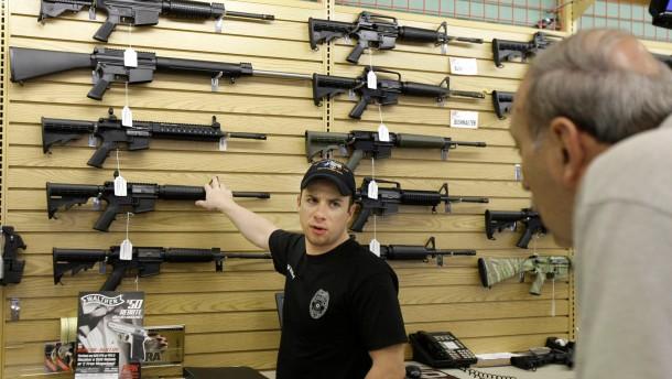 Rufe nach Verschärfung des Waffenrechts werden lauter