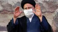 Ebrahim Raisi wird neuer Präsident Irans