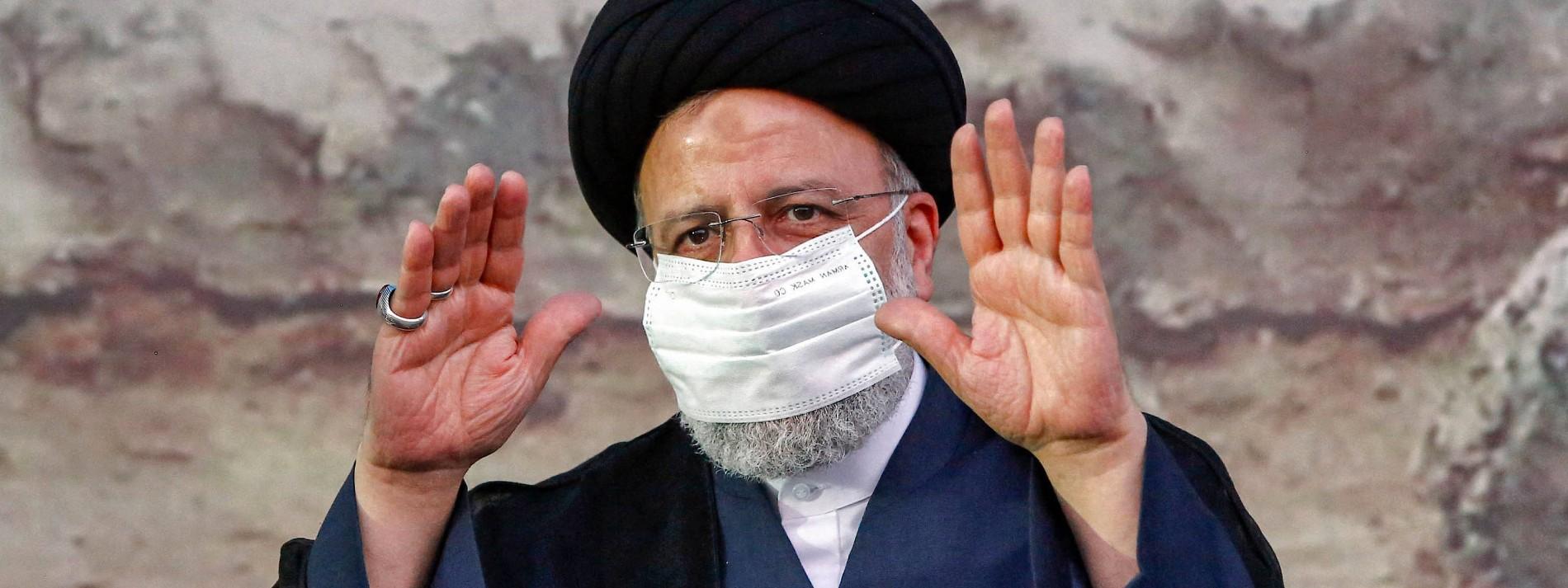 Raisi gewinnt Präsidentenwahl in Iran