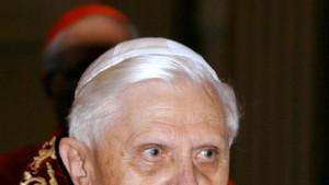 Empörung wegen Kritik des Papstes