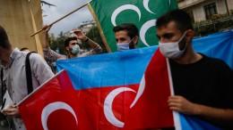 Die Türkei sichert Aserbaidschan militärische Hilfe zu