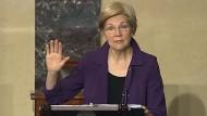 Die demokratische Senatorin Elizabeth Warren aus Massachusetts (Archivbild)