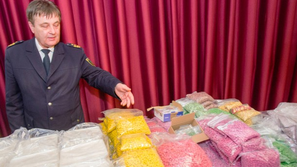 Polizei zerschlägt Online-Handel für Drogen