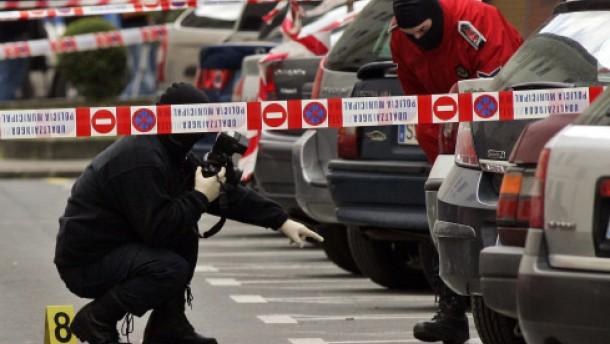 Sozialist im Baskenland getötet