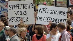 Sorge über Anstieg rechter Gewalt
