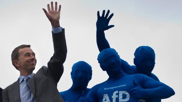 Putschversuche bei der AfD