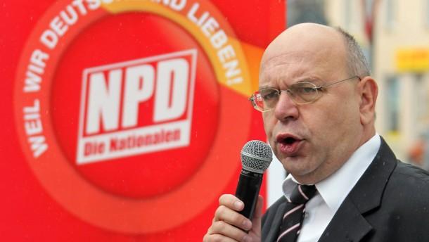 NPD muss Bundesparteitag verlegen