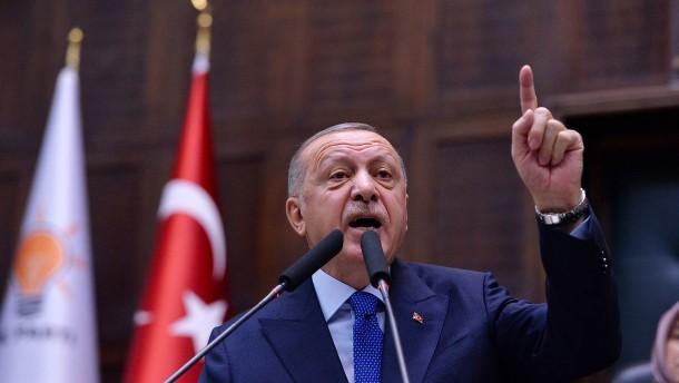 Erdogan verspottet Trump