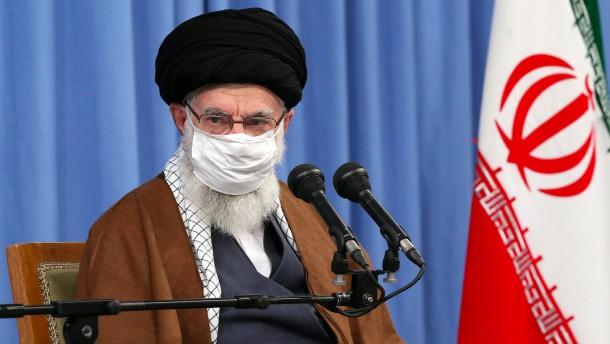 Iran pocht nicht auf rasche Rückkehr Amerikas zum Atomabkommen