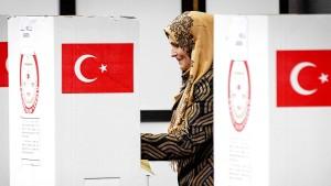 Referendum mobilisiert viele Türken in Deutschland
