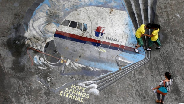 Verschwundenes Flugzeug