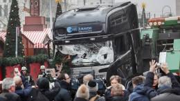 Hinrichtungsszenen in Berliner Flüchtlingsheim nachgestellt