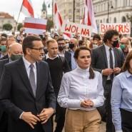 Litauen und Polen wollen Belarus helfen