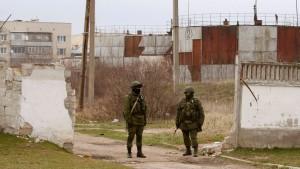 Sicherer Urlaub auf der Krim