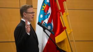 Thüringens Ministerpräsident will neue Nationalhymne