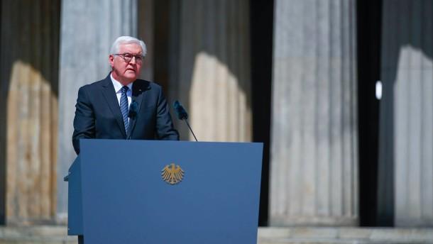 Vertrauen in deutsche Politik stark gewachsen