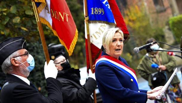 Sehnsucht nach Le Pen