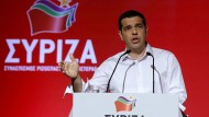 Tsipras geht auf Konfrontationskurs