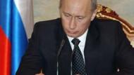 Kritiker halten Putin für schwach