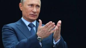 Putin: Wir antworten nur auf Bedrohungen
