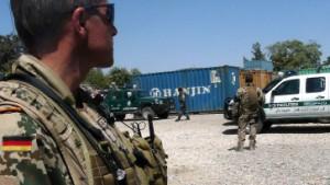 Deutscher Soldat in Afghanistan getötet