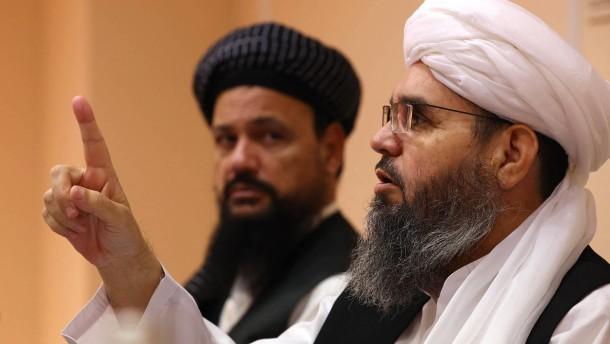 Taliban sichern zu, Kämpfe nicht aus Afghanistan hinauszutragen