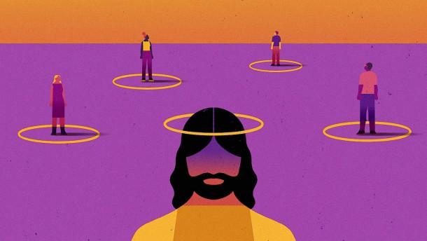 Doktor Jesus und die Aussätzigen