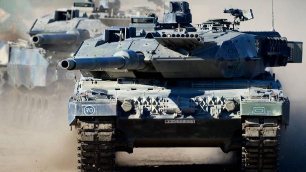 Ausverkauf deutscher Panzer an Frankreich verhindern!