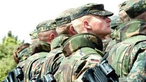 Deutschland behält Führung der Mazedonien-Truppe