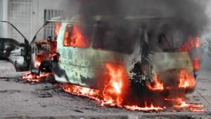Blutige Unruhen in Kinshasa