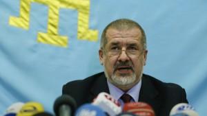 Krim-Tataren erwägen Gegen-Referendum