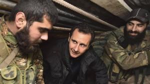 Assad soll geheime Atomfabrik planen